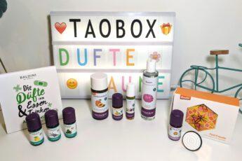 TaoBox - Dufte Laune - Inhalt der Box