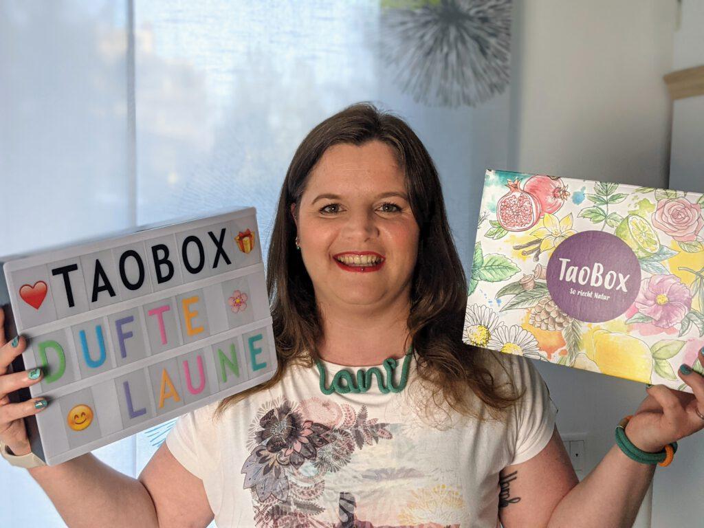 TaoBox - Dufte Laune - Ani (ich) und die Box