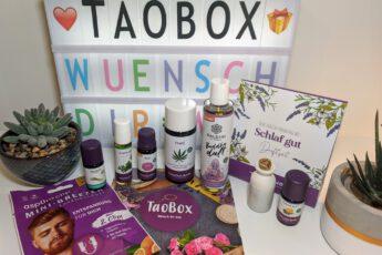 TaoBox - Wünsch dir was - Inhalt der Box